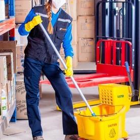 Nettoyage copropriétés